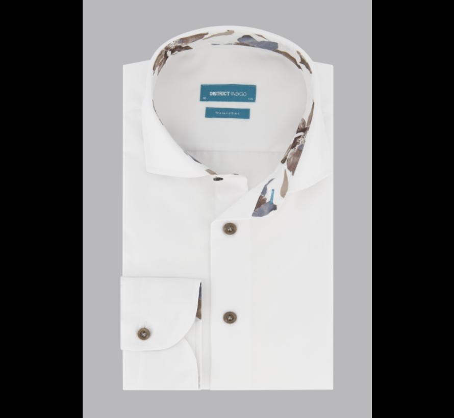 Overhemd Wit (7.11.025.727 - 004)