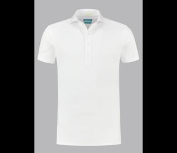 District Indigo The Shirt Polo Wit (7.11.075.766 - 007)