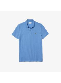 Lacoste Polo Korte Mouw Slim Fit Turquin Blauw (PH4012 - 776)