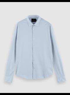 Scotch & Soda Overhemd Slim Fit Lichtblauw (160777 - 0218)