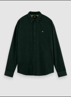 Scotch & Soda Overhemd Regular Fit Groen (158428 - 0118)