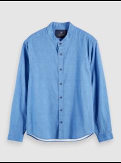 Scotch & Soda Overhemd Blauw (156878 - 3628)