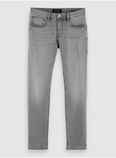 Scotch & Soda Jeans Skim Silver Tongued (159630 - 4066)