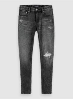 Scotch & Soda Jeans Skim Grijs (156683 - 3723)