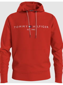 Tommy Hilfiger Hooded Sweater Rood (MW0MW11599 - SNE)