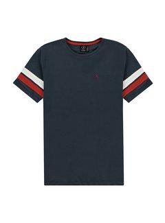 Kultivate T-shirt Mixed Navy (2001030203 - 333)