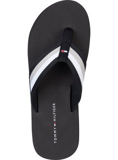 Tommy Hilfiger Slippers Corporate Beach Black (FM0FM03380 - BDS)