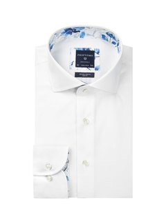 Profuomo Overhemd Slim Fit Wit (PPRH3A0010)