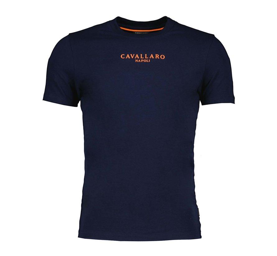 T-shirt Oranje EK Editie Navy (117212019 - 699000)