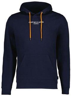 Cavallaro Napoli Hooded Sweater Oranje EK Editie Navy (120212016 - 699000)