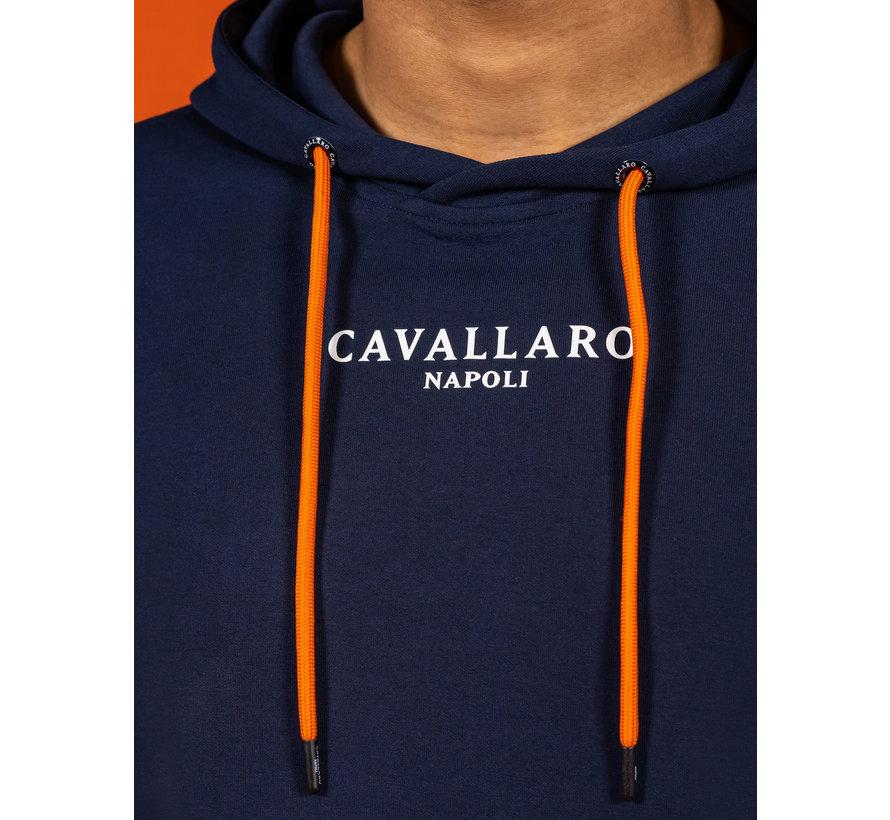 Hooded Sweater Oranje EK Editie Navy (120212016 - 699000)