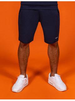 Cavallaro Napoli Sweat Short Oranje EK Editie Navy (122212001 - 699000)