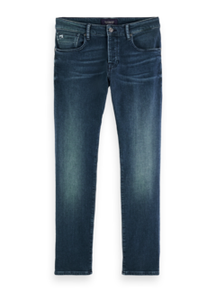 Scotch & Soda Jeans Ralston Green Waves (163515 - 3073)
