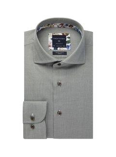 Profuomo Overhemd Oxford Shirt Groen (PPRH3A0003)