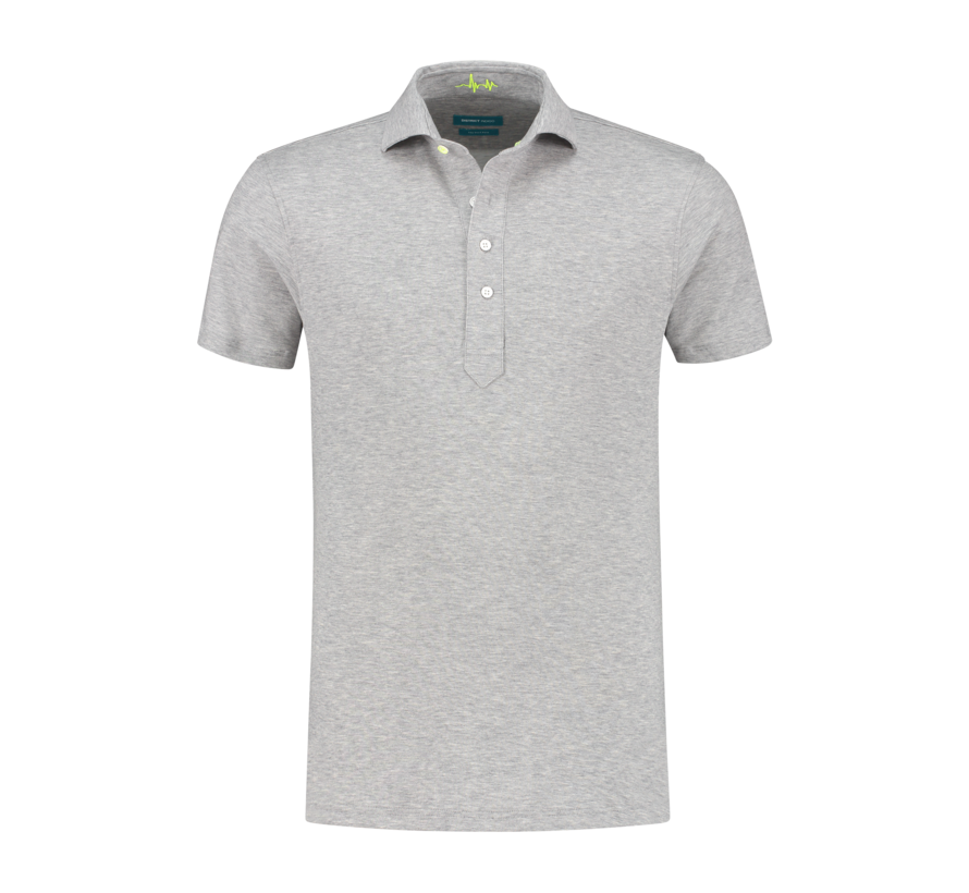 Polo Shirt Korte Mouw Grijs (7.11.026.780 - 026)