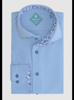 District Indigo Overhemd Performance Blauw (7.11.025.770 - 017)