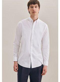 Seidensticker Seidensticker Overhemd Regular Fit Wit (01.117632 - 01)
