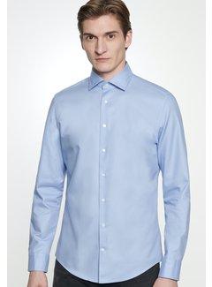 Seidensticker Seidensticker Overhemd Shaped Fit Blauw (01.294860 - 13)