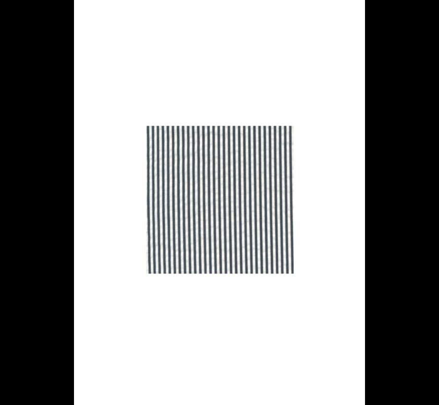 Korte Broek KEN-K Tapered Fit Streep Blauw (3877 1338 049)