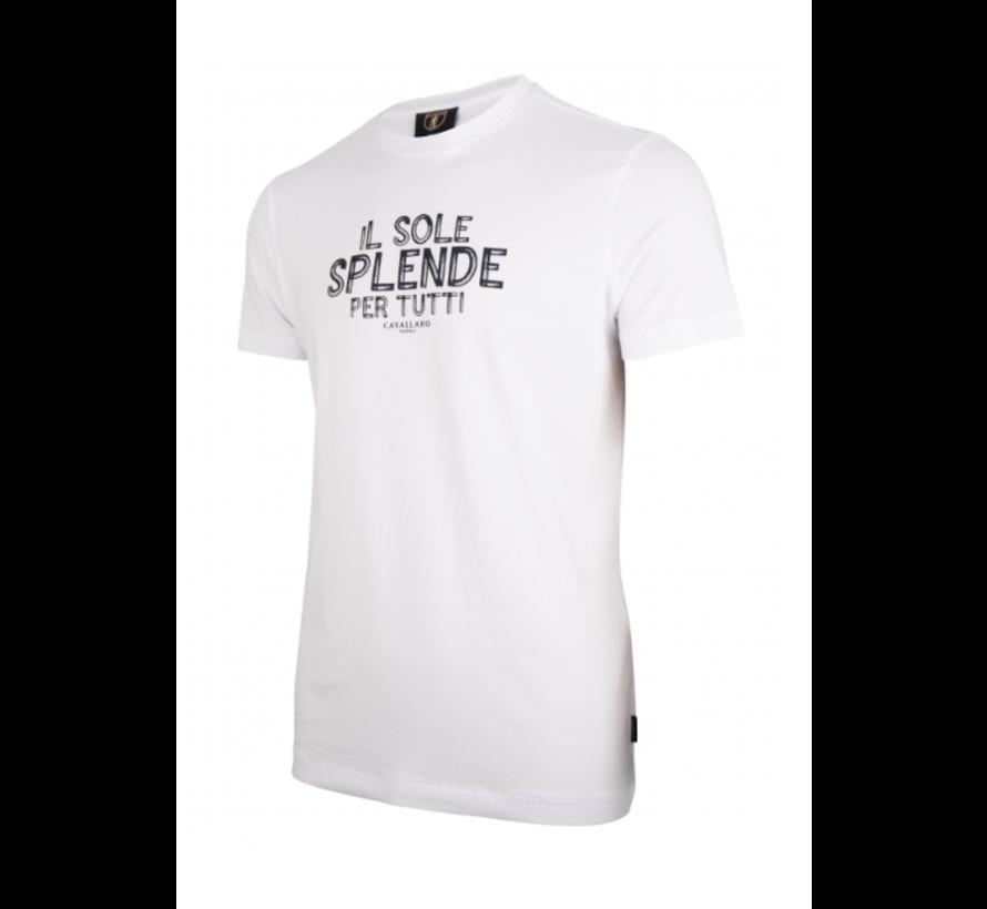 T-shirt Solemio Tee White (117211011 - 100000)