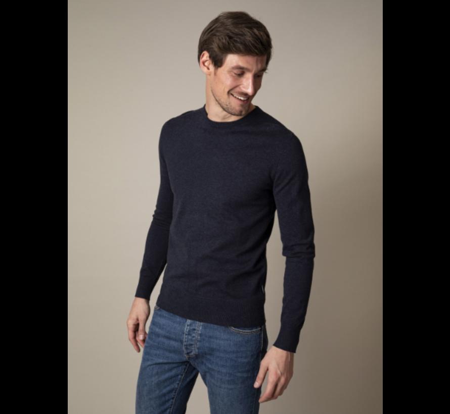 Pullover Tomasso R-Neck Dark Blue (118211005 - 699000)