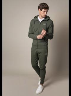 Cavallaro Napoli Vest Sport Dark Green (120211004 - 599000)