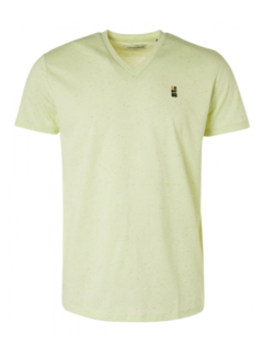 No Excess T-shirt V-Hals Groen (11320351 - 050)