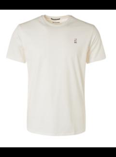 No Excess T-shirt Organisch Katoen Wit (11340101 - 010)