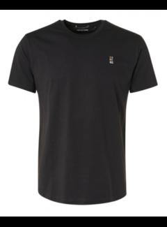 No Excess T-shirt Organisch Katoen Zwart (11340101 - 020)