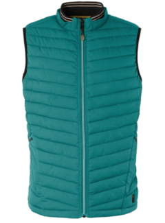 No Excess Bodywarmer Padded Pacific Blauw (11630201 - 153)