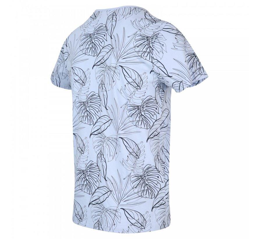 T-shirt Sky Blauw (KBIS20 - M54 - SKY)