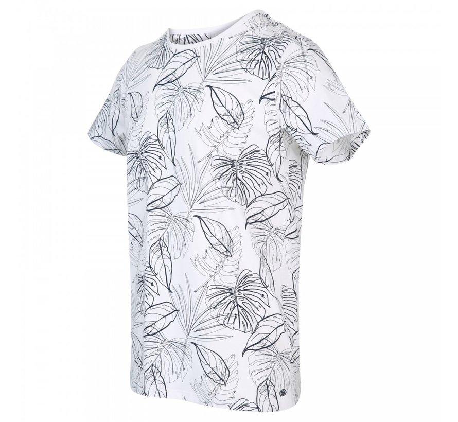 T-shirt Wit (KBIS20 - M54 - WHITE)
