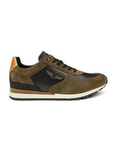 PME Legend Sneakers Lockplate Khaki Groen (PBO215004 - 8208)