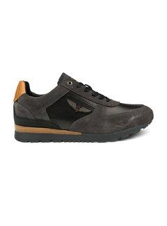 PME Legend Sneakers Lockplate Zwart (PBO215004 - 999)