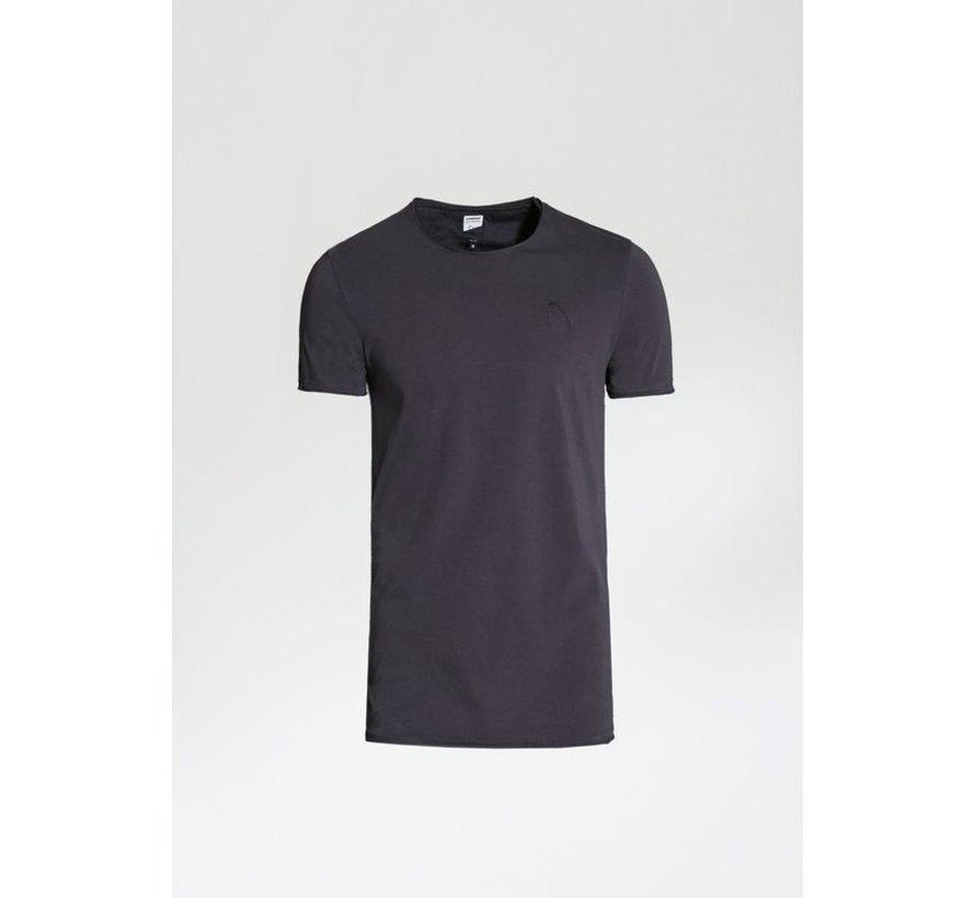 T-shirt Ronde Hals EXPAND-B Antraciet Grijs (5211.400.123 - E95)