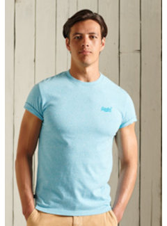 Superdry T-shirt Vintage Logo Turquoise (M1011245A - 5WW)
