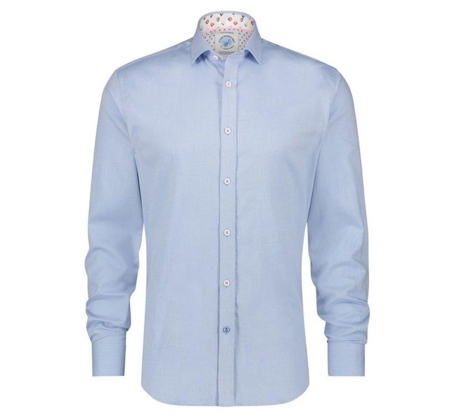 Overhemd Power Stretch Light Blue (22.02.031)