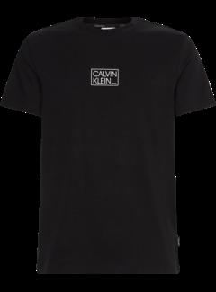 Calvin Klein T-shirt Zwart (K10K107714 - BEH)