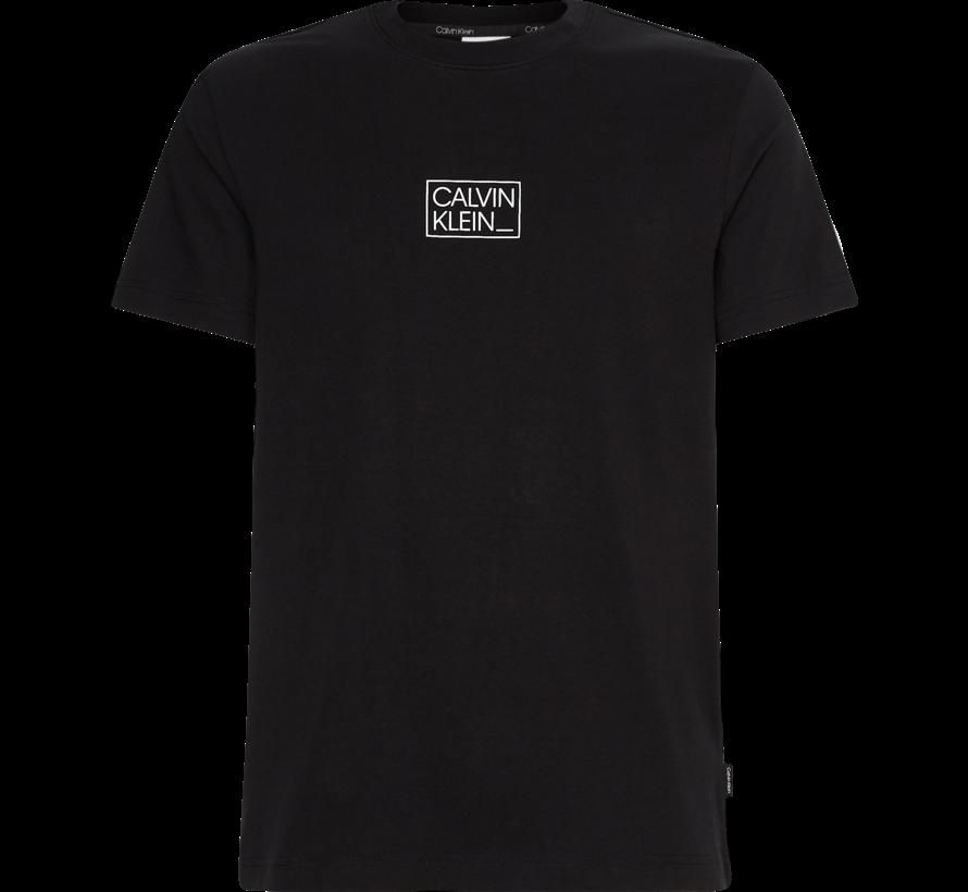 T-shirt Zwart (K10K107714 - BEH)