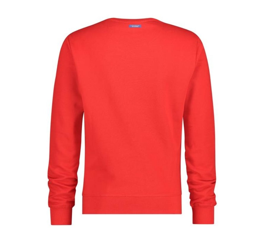 Fred Sweater Red (21.02.501)