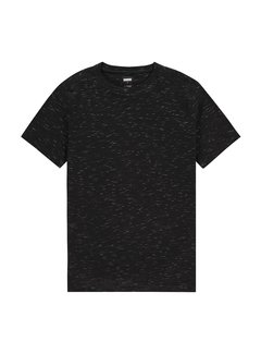 Kultivate T-shirt Ronde Hals Zwart (2101010202 - 100-Black)