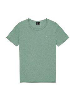 Kultivate T-shirt Granite Groen (2101010205 - 703-GraniteGreen)