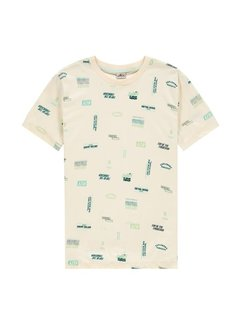 Kultivate T-shirt Pearled Ivory (2101010212 - 218-PearledIvory)