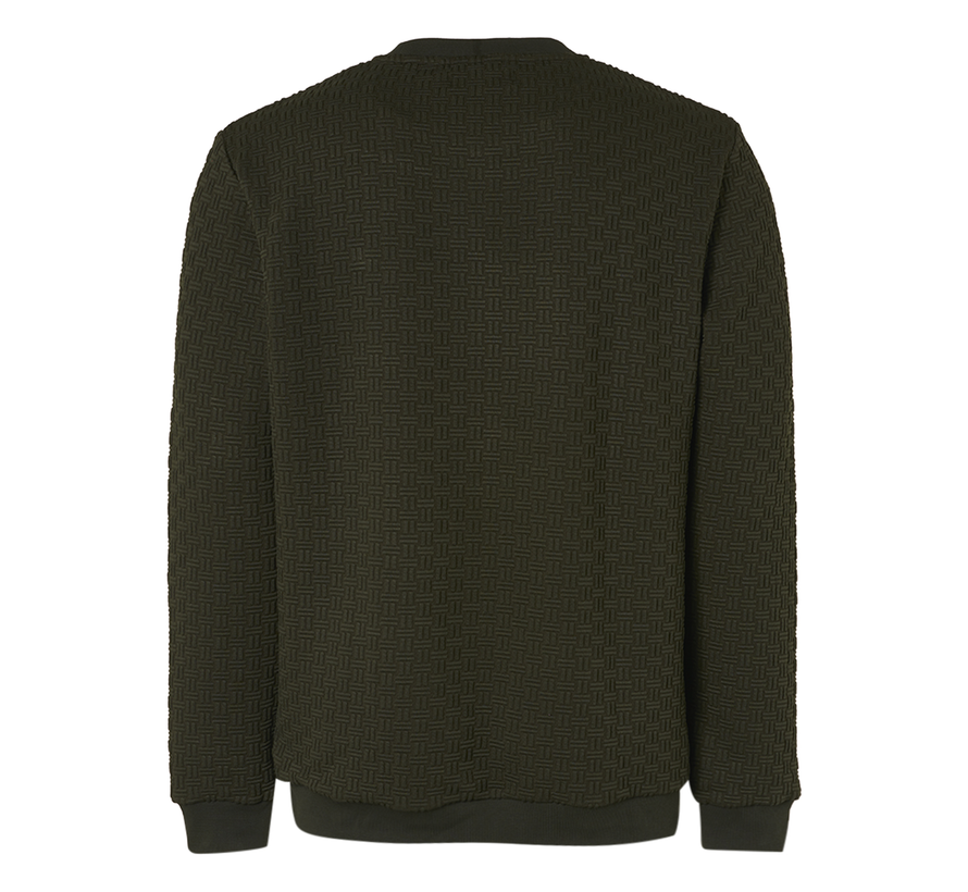 Sweater Structuur Moss (12130701 - 152)