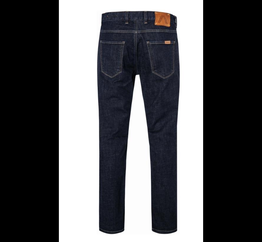 jeans FX superfit regular slim fit T400 Donker Blauw (4837 - 1895 - 899)