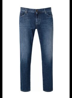 Alberto Jeans Slim Fit Dark Blue (7057 1381 - 885)