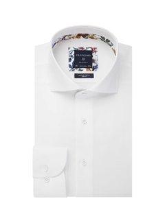 Profuomo Overhemd Oxford White (PPRH3A0001 - 100)