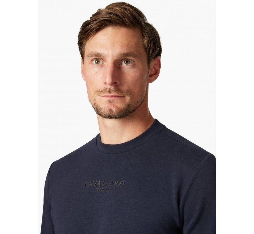 Sweater Vallone Dark Blue (120215000 - 699000)