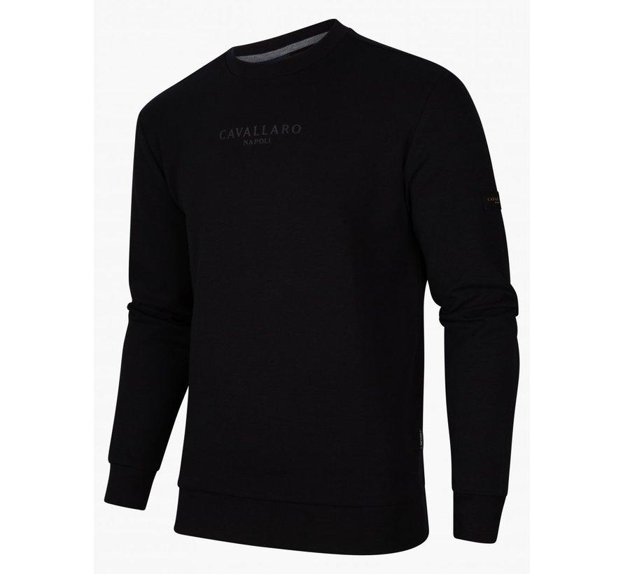 Sweater Vallone Black (120215000 - 999000)N