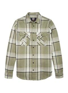 Kultivate Overhemd Lumberjacker Ruit (2101010002 - 337-DeepLichen)
